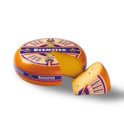 Beemster Extra Belegen 48+ hele kaas, € 6,99 per kilo