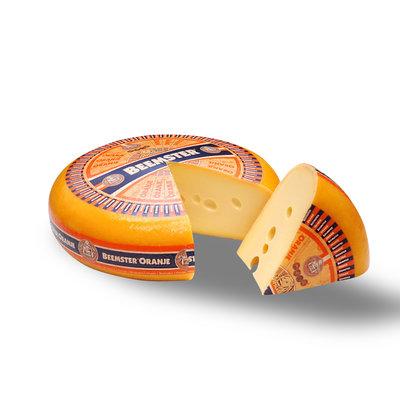 Beemster Oranje 48+ hele kaas € 5,69 per kilo