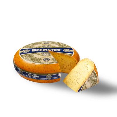 Komijn Belegen, hele kaas € 6,99 per kilo