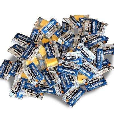 Beemster Cheesebites, per doos 250 stuks a 15 gram